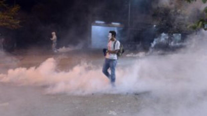 Siguen las protestas opositoras en Venezuela.