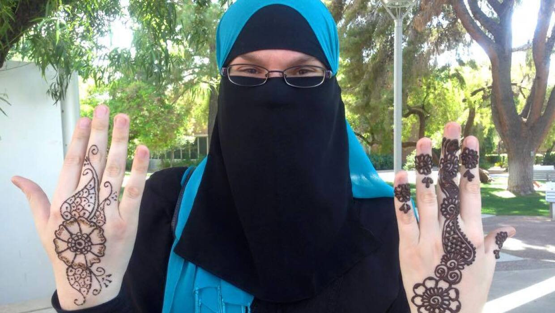 Mujer transgénero musulmana en Arizona
