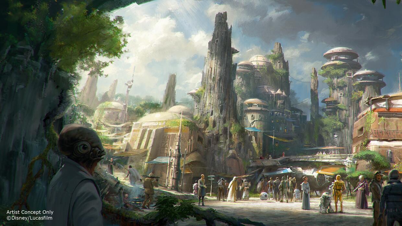 El mayor evento de fans de Disney en el mundo tuvo lugar por tres días e...