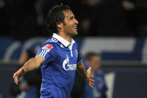 Por último, con una estupenda semana tenemos al gran Raúl.