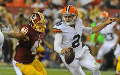 Highlights, Pretemporada S2: Cleveland Browns vs. Washington Redskins