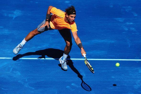 La segunda raqueta del mundo enfrentará en la tercera ronda al ga...