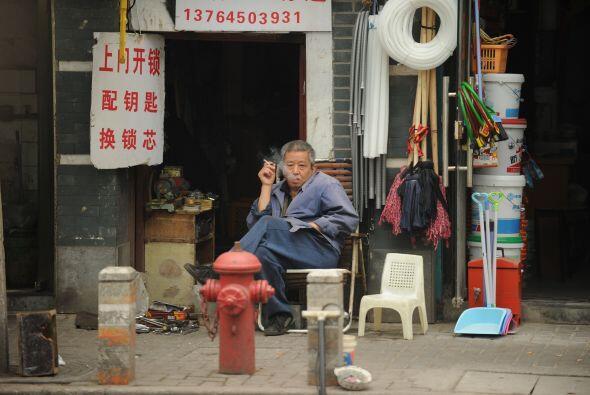 """""""Muchos opinan que el bienestar aumenta con el crecimiento económico, y..."""