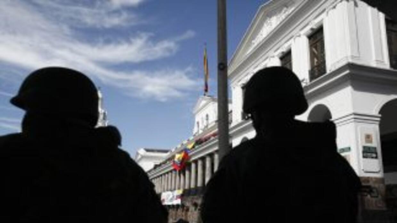 Ecuador se prepara para ir a las urnas.