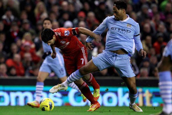 Pero el Liverpool no bajó los brazos y además contó...