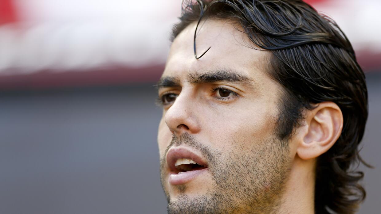 Kaká regresa a la selección de Brasil