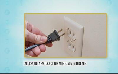 Aprende cómo ahorrar en tu factura de energía eléctrica