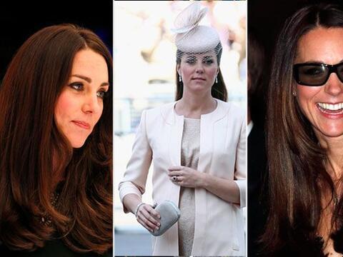 Kate Middleton ha sabido llevarse el cariño de la gente y ser un...