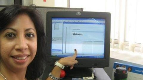 Ahiana Figueroa, periodista venezolana