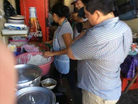 En el marco electoral los salvadoreños mantienen su ritmo de vida...
