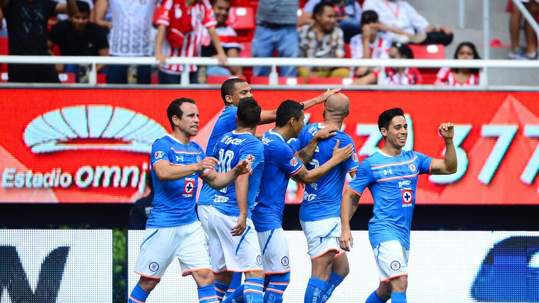 Guadalajara vs. Cruz Azul