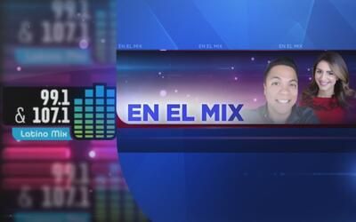"""""""En El Mix"""" con Danny Luna y Vanessa Abuchaibe - Lunes 2/29/16"""