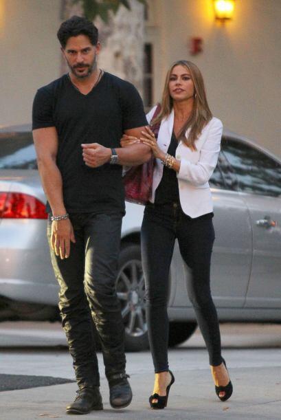 Mejor no nos lo eches a andar Sofía, se ve que Joe es muy fuerte.