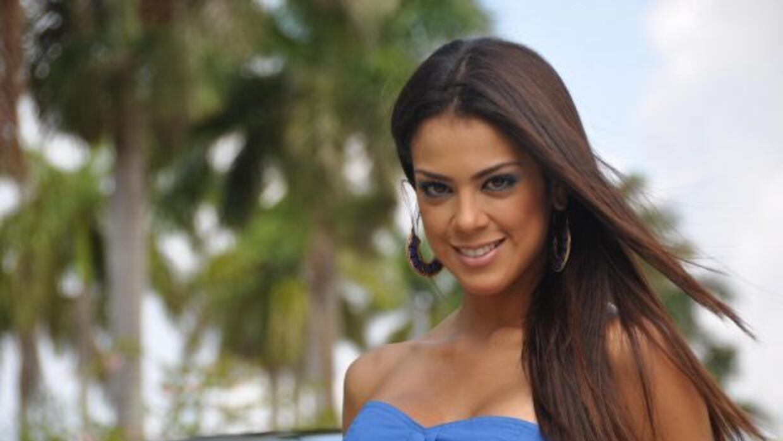 La ex participante de Nuestra Belleza Latina invita a las niñas a ser pa...