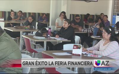 Univision Arizona, presente en la feria financiera en Phoenix College