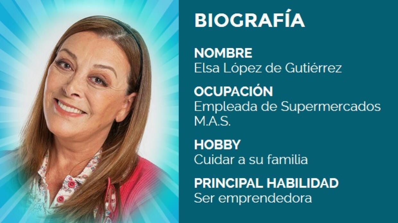 Elsa biografía