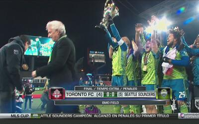 Seattle Sounders FC se corona campeón de la MLS 2016 tras una dramática...