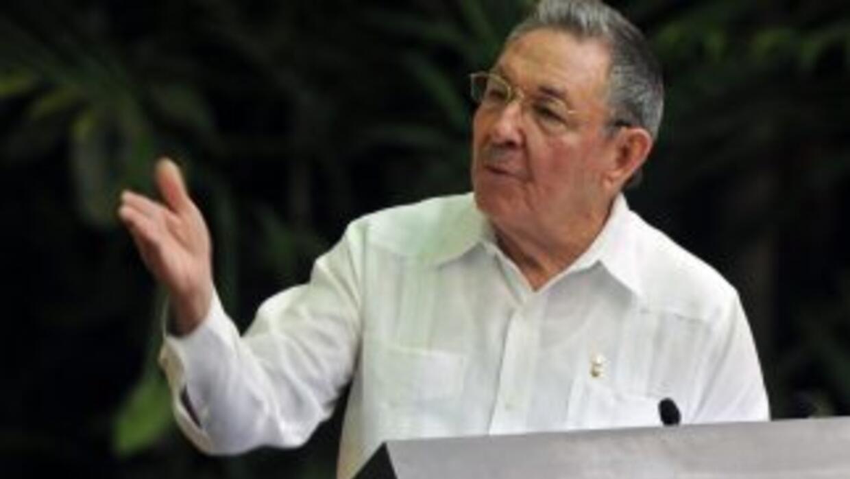 El presidente de Cuba, Raúl Castro, inició el Comité Central de comunistas.