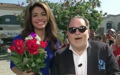 Marisela Montecristo le dio un dulce regalo a Raúl de Molina