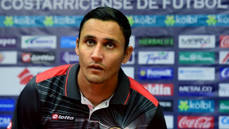 El portero del Real Madrid viajó a Costa Rica para recuperarse en...