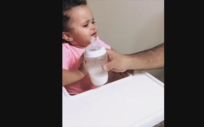 El videíto: Compártelo si tienes una amiga que se parece mucho a esta niña