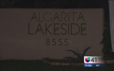 Residentes denuncian falta de agua en un complejo de departamentos en Sa...