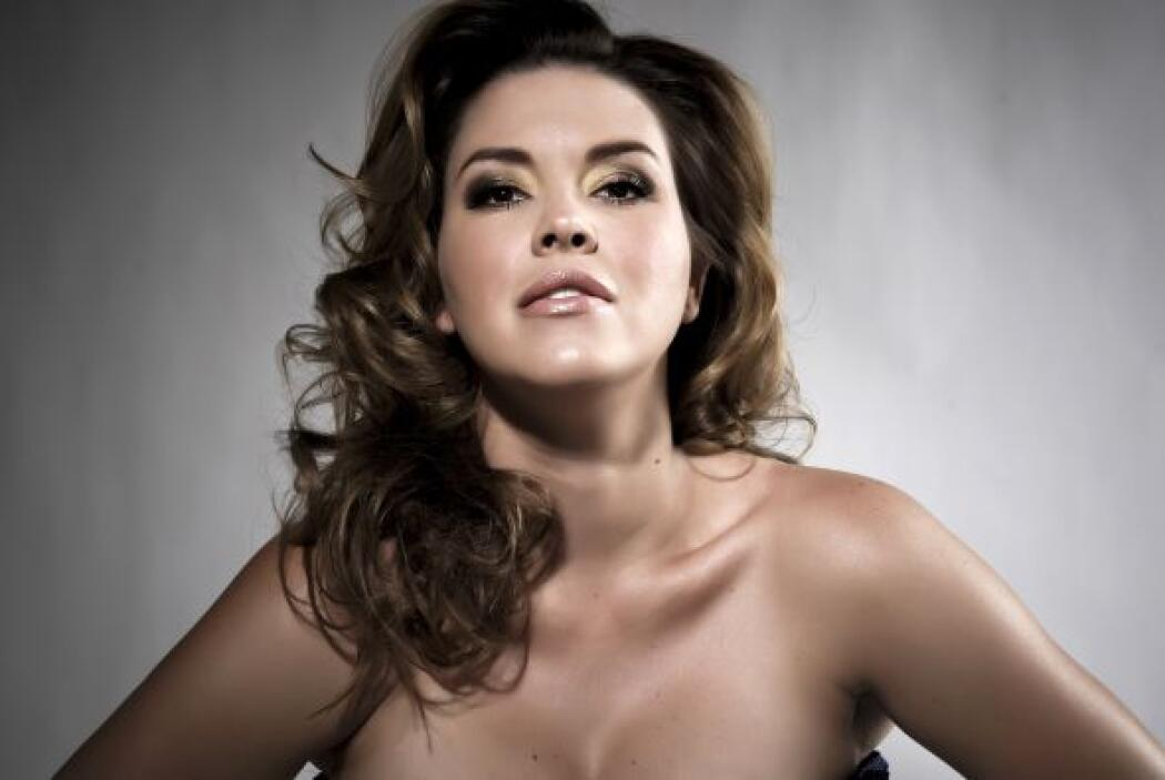 Para Alicia Machado su personaje de La Madame ha sido el reto más grande...