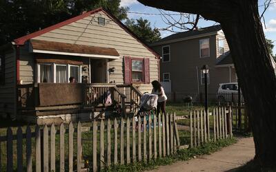 El miedo a perder el hogar no es infundado luego de la gran crisis que E...
