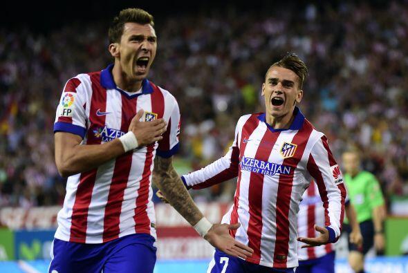 Por su parte, el Atlético de Madrid también tiene a sus dos 'killers' en...