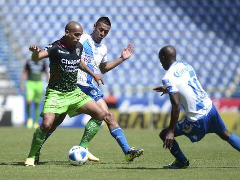 Con gol en tiempo de descuento, jaguares de Chiapas le ganó 3-2 a...