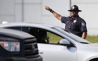 Preocupación entre autoridades de Texas porque no saben si recibirán ent...