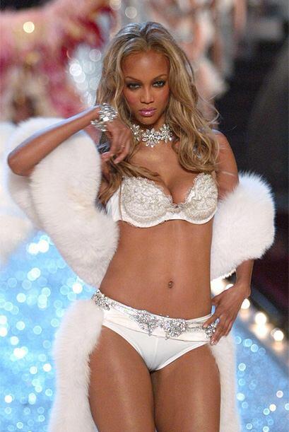 Tyra Banks, irresistible. Mira aquí lo último en chismes.