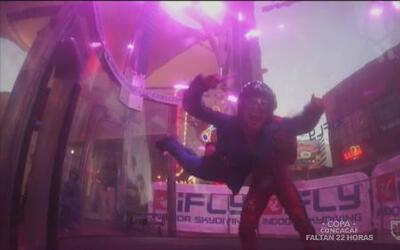 Georgina Holguin nos presenta iFly Indoor Skydiving