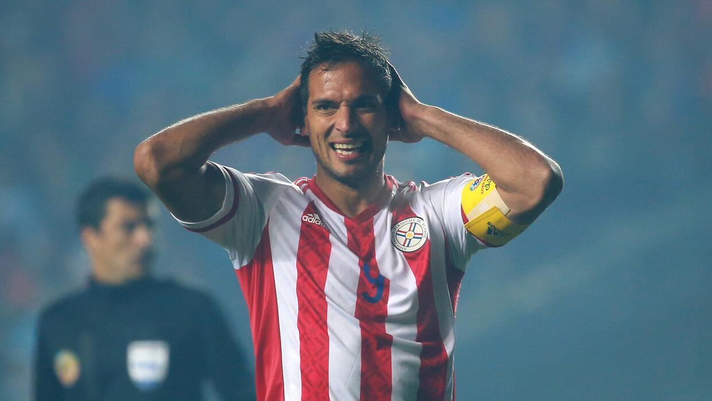 Roque Santa Cruz no podrá jugar la Copa América de EEUU