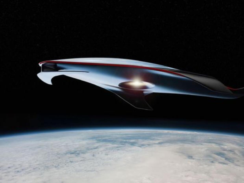 Ferrari Mazoni Spacecraft