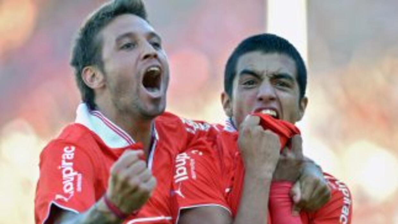 Tras vencer a Argentinos, Independiente cortó una racha de siete partido...