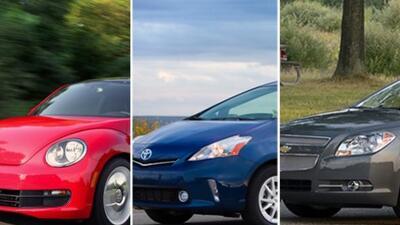 La constante en los autos de 2012 será el ahorro de combustible, un dise...