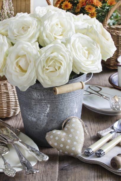 Centros de mesa para tu boda que puedes hacer