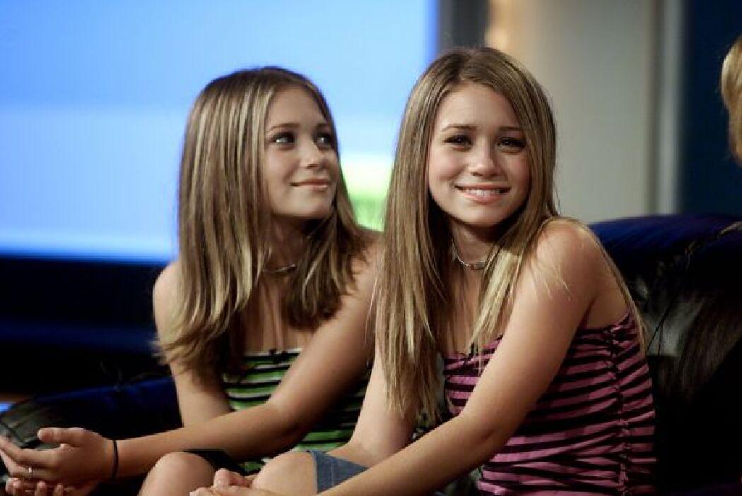 Quién diría que estas dos tiernas nenas que comenzaron su carrera como u...