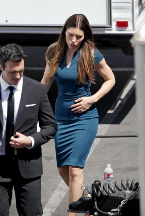 Jessica y Justin Timberlake se casaron en 2012.