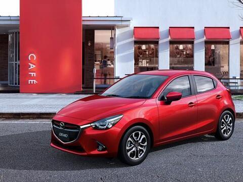 La firma japonesa de automóviles Mazda, comenzó la producc...
