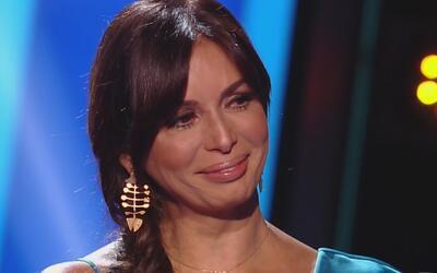Giselle Blondet lloró de emoción al escuchar por qué es la mejor mamá pa...