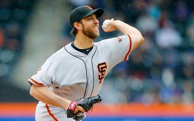 Los Gigantes de San Francisco vencieron 6-1 a los Mets de Nueya York.