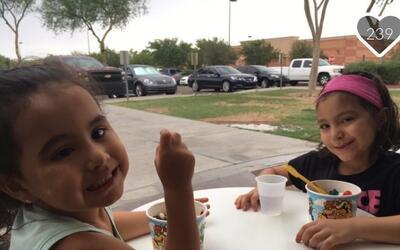 Audrey, de 5 años y Ariah, de 4, fueron asesinadas por su padre q...