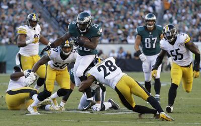 Philadelphia aplastó a Pittsburgh
