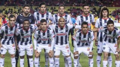 El club Rayados de Monterrey.