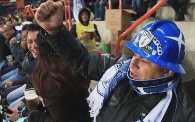 Corazón Fanático: El estadio Hidalgo ardió con el partido entre Pachuca...