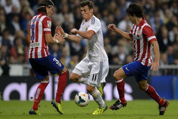 Bale también ayudó a aumentar la presión del Real M...
