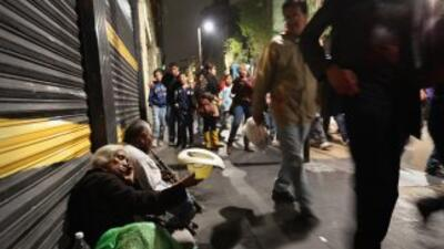 La pobreza es un tema que sigue preocupando en México.