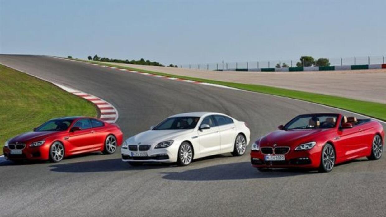 BMW renovó al Serie 6 con cambios pequeños pero importantes.